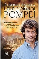 I tre giorni di Pompei Formato Kindle
