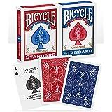 Bicycle 2-pack standard index Rider Black