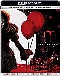 It: Chapter 2 (Steelbook) (4K UHD & HD) (2-Disc)