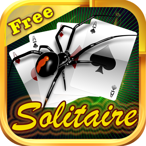 Spider Solitaire Free for Kindle - Solitare Blitz Classic Game Pack Plus HD Blast App