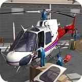 Officina di riparazione per aerei Garage 2019: Giochi di simulazione di aeromobili per meccanici gratuiti per bambini