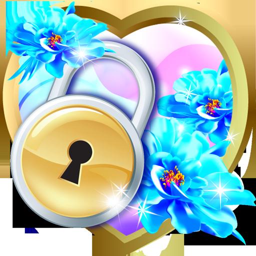 Smart App Schloss Blumen Thema