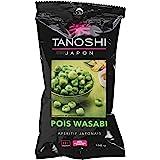 Tanoshi Pois Wasabi - Apéritif japonais - 1 paquet 100 g