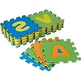 Amazon Brand - Solimo Alphabet Play Mat (Set of 26 Pieces)