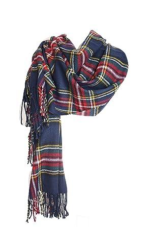 Echarpe laine ecossaise foulard en coton femme   Congres aecg b54946b776b