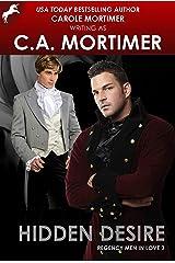 Hidden Desire (Regency Men in Love 2) Kindle Edition