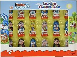 kinder Schokolade Geschenkpackung gefüllte Figuren Ostern, 3er Pack (3 x 153 g)