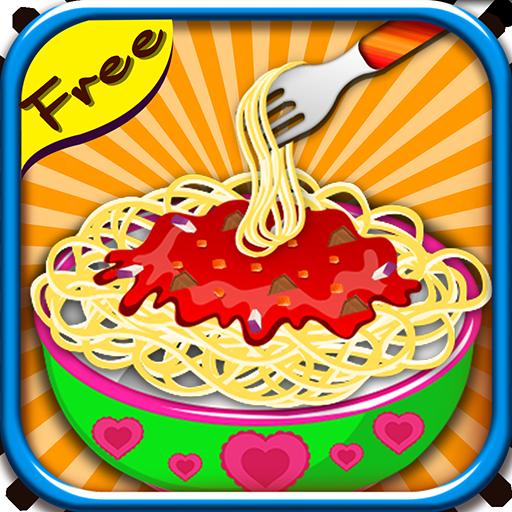Noodle Maker - gratis ragazze gioco di cucina per bambini