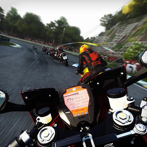 Moto Bike Offroad Ride 3D
