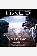 HALO: Glasslands: HALO, Book 11 Audible Audiobook