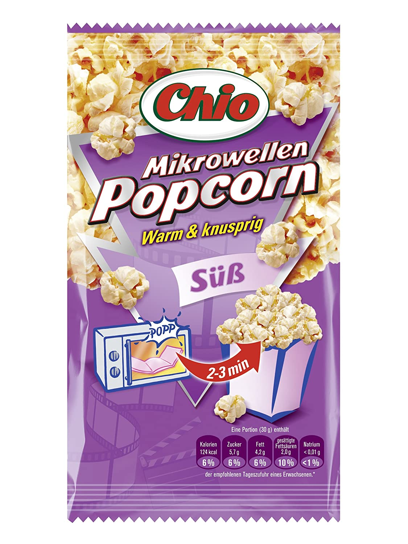 einbau mikrowellen popcorn