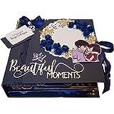 Lavy's Creations Love Scrapbook - Beautiful Moments - Handmade Scrapbook