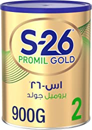 Wyeth Nutrition S26 Promil Gold Stage 2, 6-12 Months Premium Follow On Formula 900g