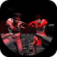 Escape the Dark Corridors Machine Gun Kill (a fps zombie sniper headshot game)