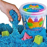 ASUVI Creative Moving Sand of 500 gm Play Kinetic Sand Set Beach molds Decorative Amazing Kids Play Tricks Kids Moving…