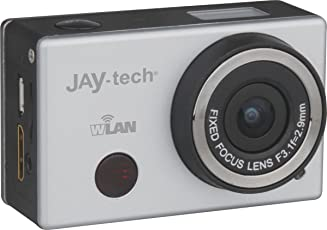 Jaytech WDV5000 Full-HD WiFi Action Kamera (1080p) silber