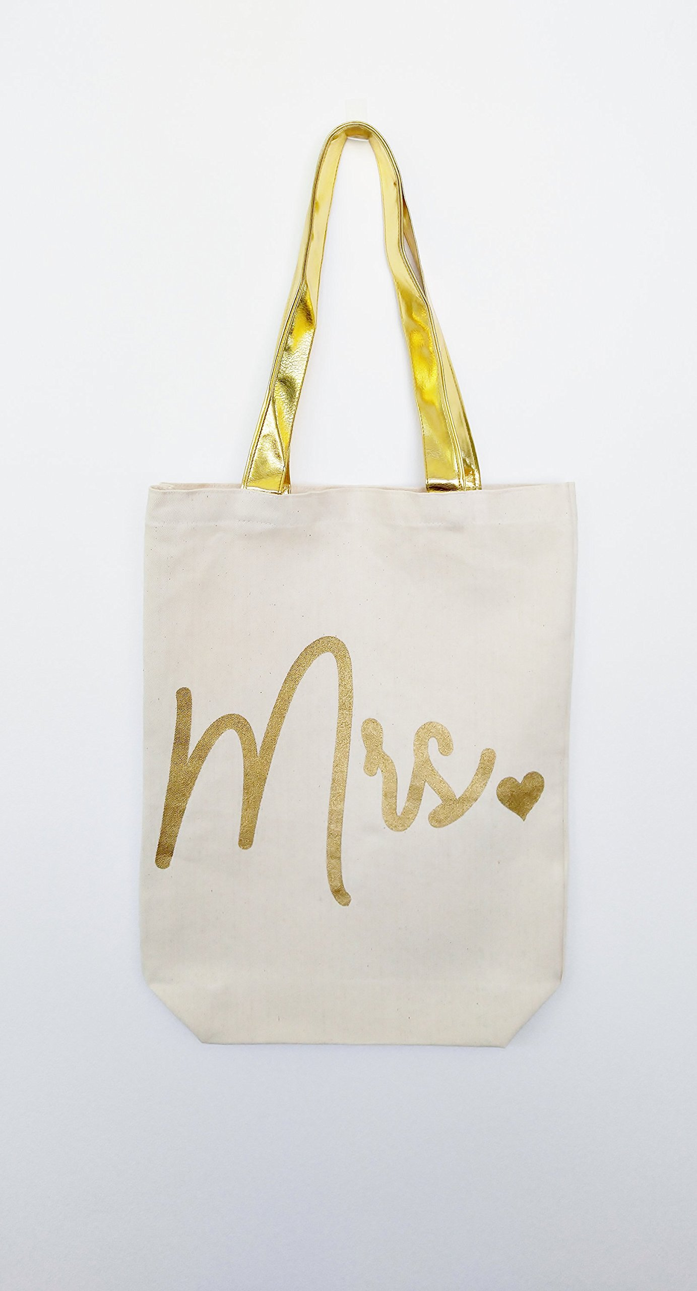 Mrs Tote Bag, Bride Tote, Bridal Tote, Bride Gift, Future Mrs Tote, Engagement Gift, Bridal Shower Gift, Bride Bag, Honeymoon Bag, Mrs Bag - handmade-bags