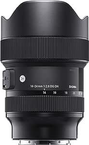 Sigma Lens 14 24 Mm F2 8 Dg Dn Art Panasonic L Camera Photo