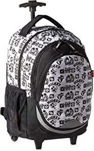 Disney Mickey School Trolley Bag For Boys - Black