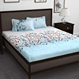 Story@Home Premium Forever Modern Design Fine Cotton Luxurious Beautiful Silky Soft Comfort Designer Floral Pattern 1…