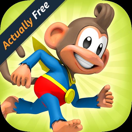 Affen Fliegende Kostüme (Chimpact Run)
