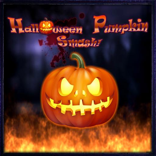 Halloween Pumpkin Smash (Candy Spiel Smash Halloween)