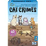 ThinkFun Cat Crimes Gioco di Riflessione e Logica, Multicolore, 76367