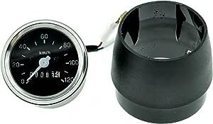 Tachometer 120km H Passend Für Simson S51 S70 Tuning Mit Tachohülle 60mm Auto