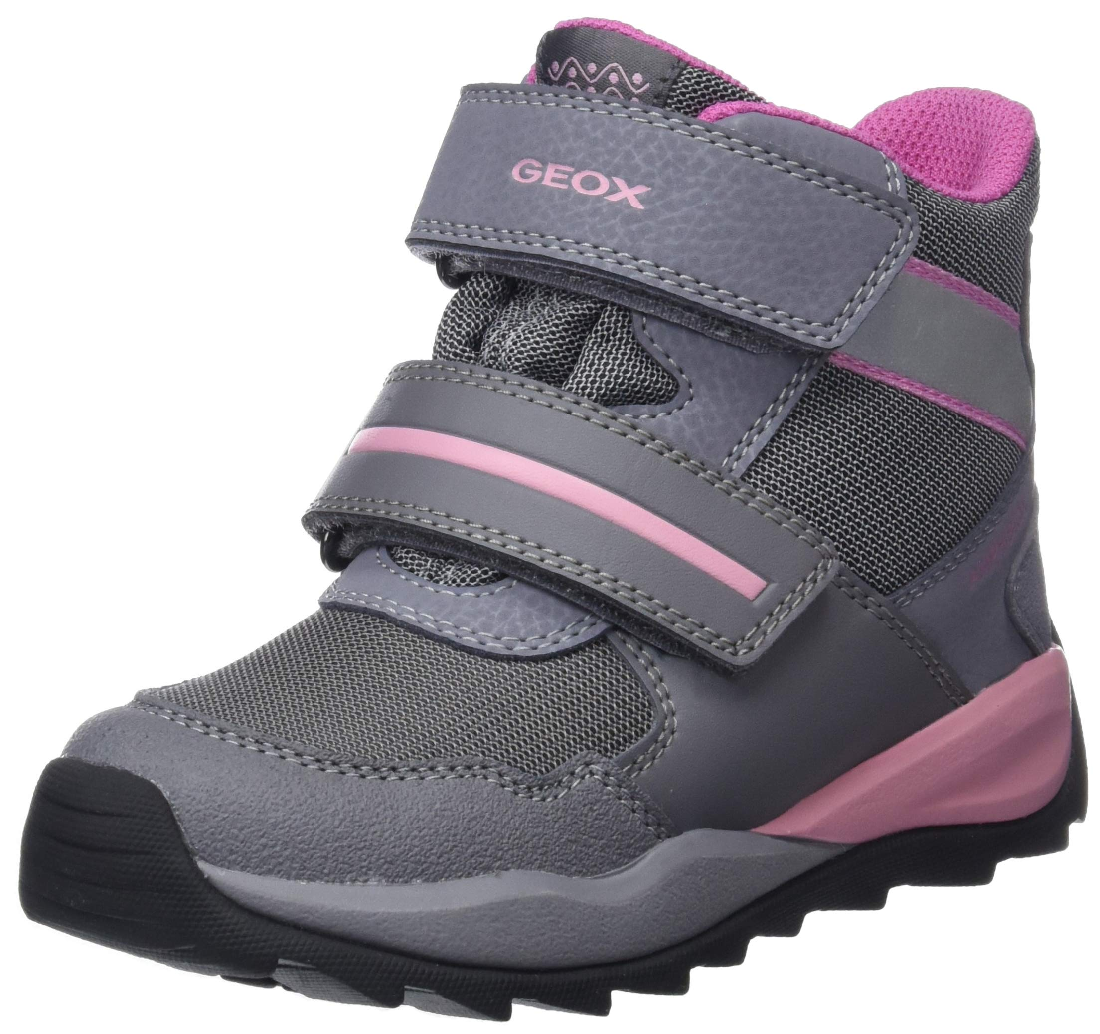 Geox J Orizont B Girl ABX D, Botas de Nieve Niñas