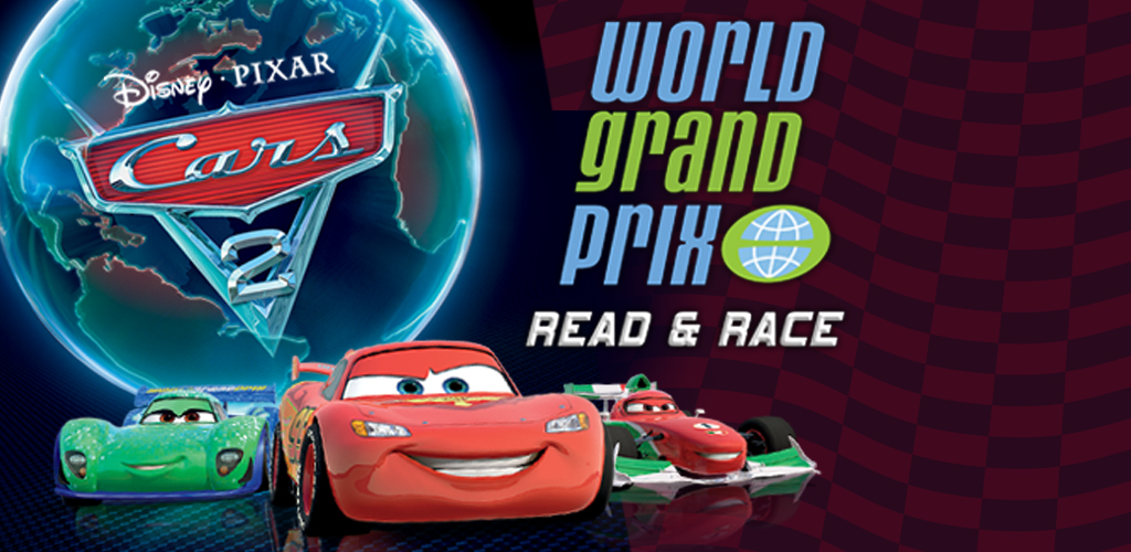 Image of Cars 2 World Grand Prix Read and Race