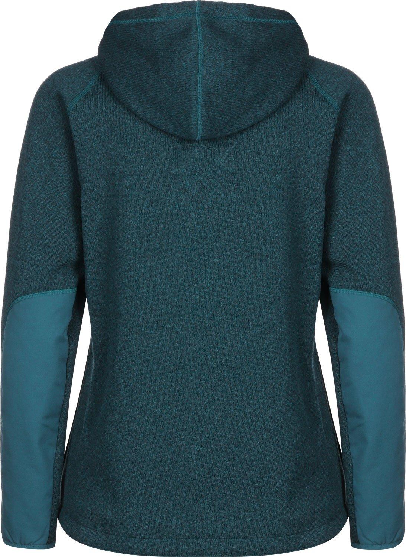 8161dgaUYRL - Fjällräven Övik Women's Fleece Hoodie Fleece Jacket