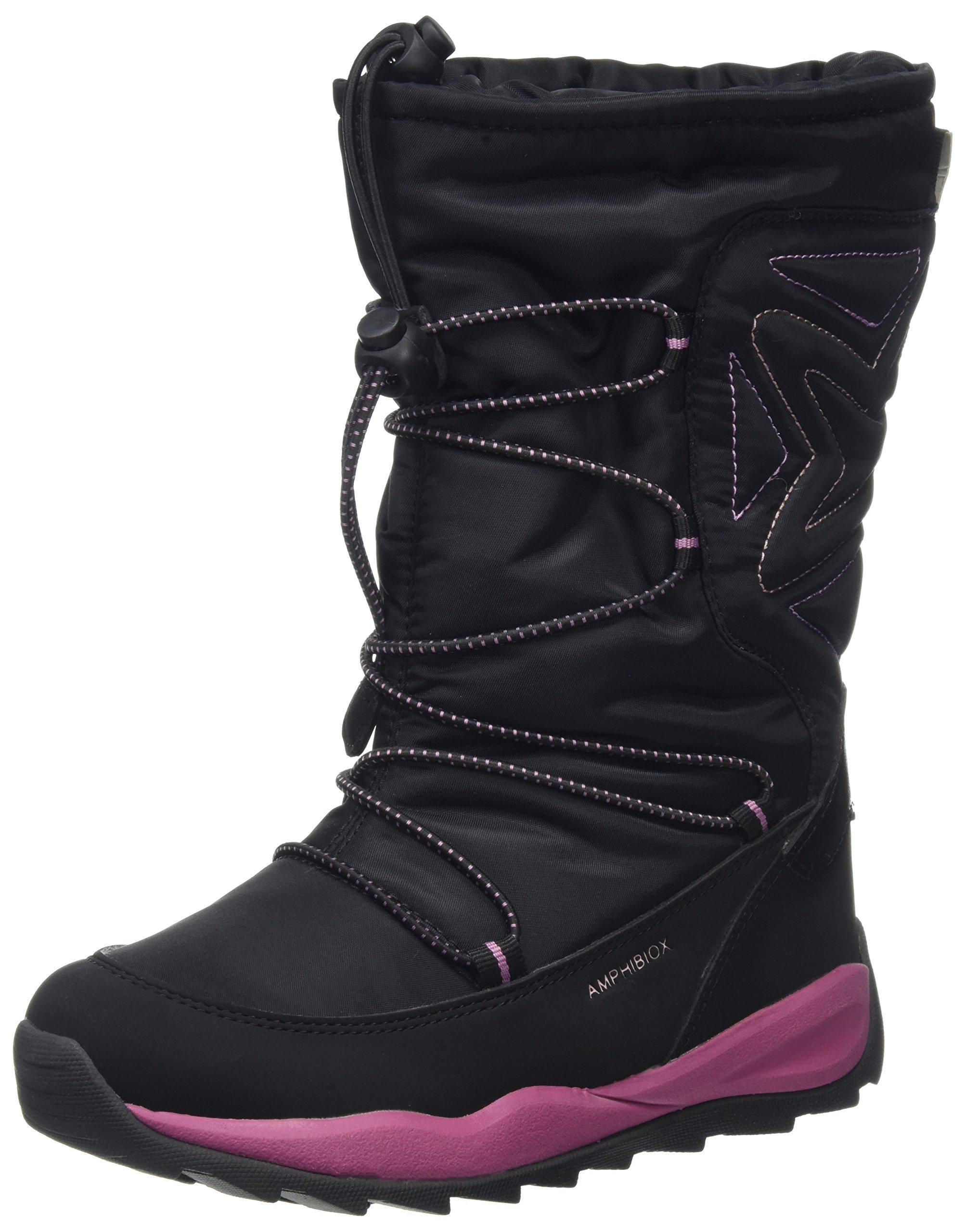 Geox J Orizont B Girl ABX, Botas de Nieve Niñas