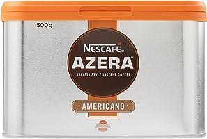 NESCAFE AZERA Americano Instant Coffee Tin, 500g