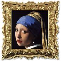 Johannes Vermeer Art Wallpapers