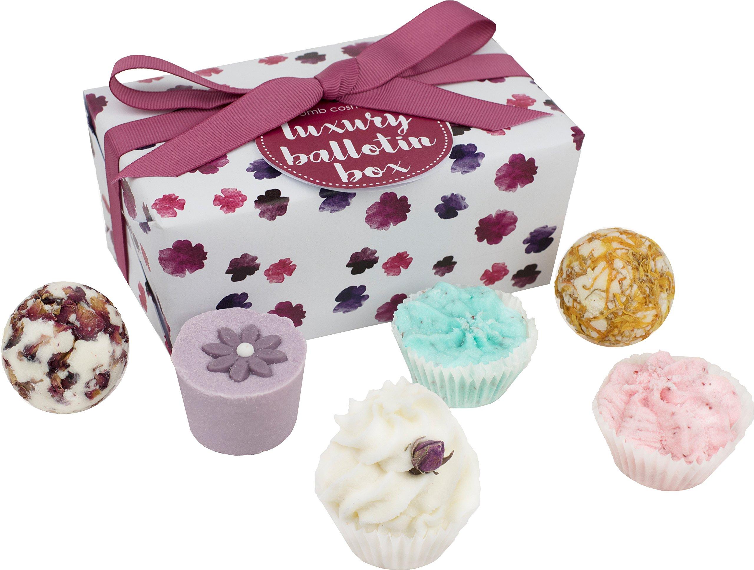 Bomb Cosmetics Luxury Bath, Geschenkset, 1er Pack (1 x 6 Stück) 4