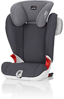 Britax R/ömer Kindersitz 3,5-12 Jahre I 15-36 kg I KID II Autositz Gruppe 2//3 I Cosmos Black