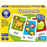 Orchard Toys -  Cartes instantanées Flash Cards - Langue anglaise - Langue: anglais