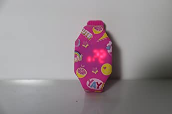 Fantasy Shimmer Watch (Pink)