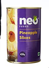 Neo Foods Pineapple Slices, 439g