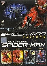Spider-Man Trilogy/The Amazing Spider-Man (Hindi)