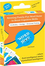 WORDHOO 3-in-1 Educational Games (Multicolour)