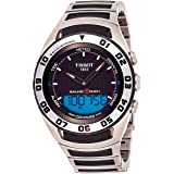 Tissot Sailing Touch Men's Ana-Digi Dial Stainless Steel Band Watch