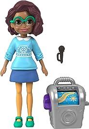 Polly Pocket Bebek ve Aksesuarı Serisi FTP67-FTP70