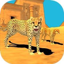 Cheetah Revenge 3D Simulator