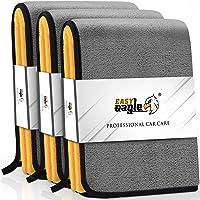 Easy Eagle Chiffons de Polissage en Microfibre, Chiffons de Nettoyage en Microfibre Super Absorbants pour Voiture de 38…