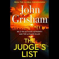 The Judge's List: The phenomenal new novel from international bestseller John Grisham