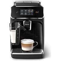 Philips EP2231/40 Machine à Café Automatique Expresso Séries 2200 LatteGo Noir Laqué