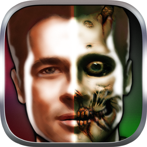 Quiz Games - Celebrity Zombie - Halloween Quiz Emoji