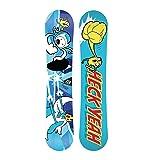 DC Kinder Ply Mini Snowboard, Multicoloured 125