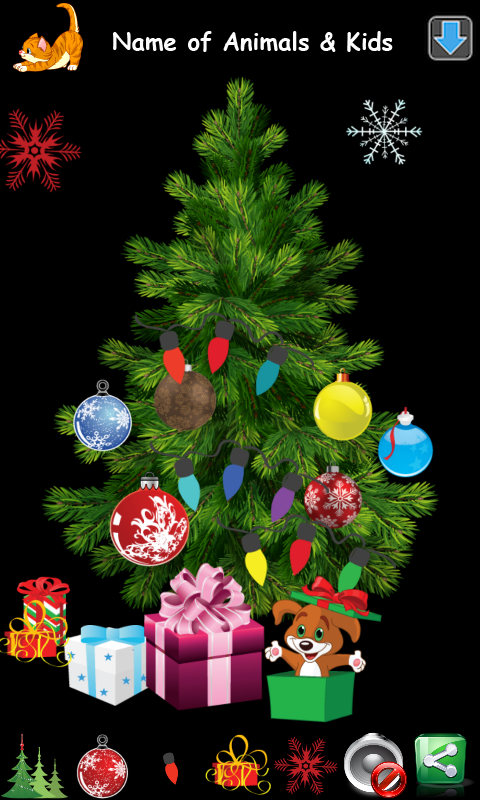 D coration d 39 arbre de no l appstore pour android for Decoration de noel amazon